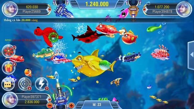 Tải game đổi thưởng Vua Cá 777 apk ios