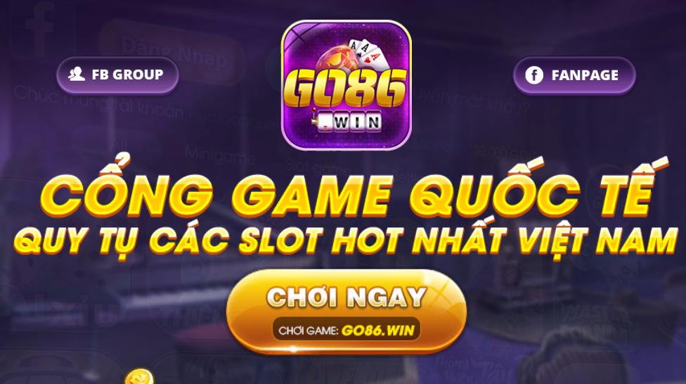 Go86.win - Link tải go86 club ios apk an toàn huyền thoại đã trở lại