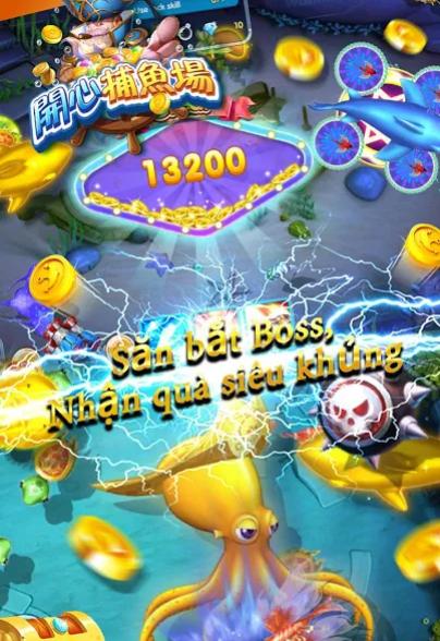 Tải game fish bomd bắn cá