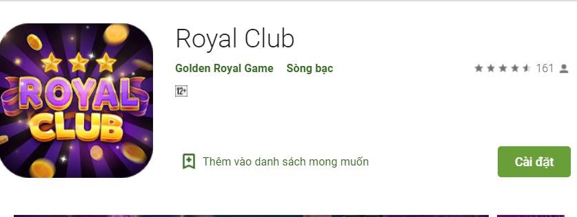 Game bài royal club
