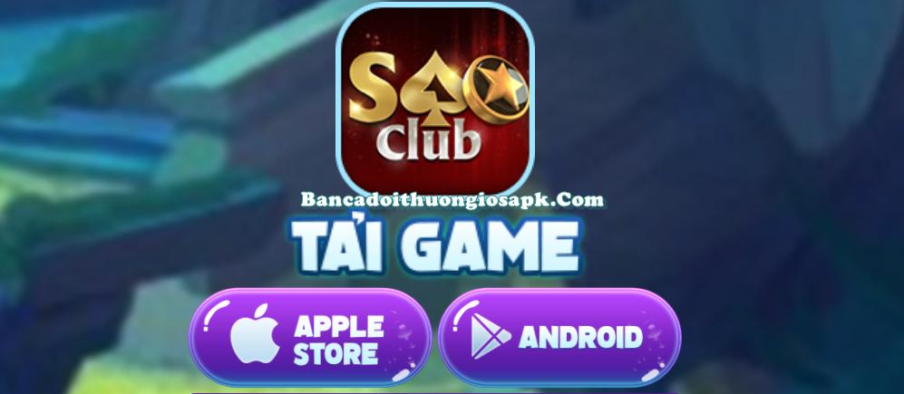 Tải game Sao Club apk ios - Saclub làm giàu trong tích tắc