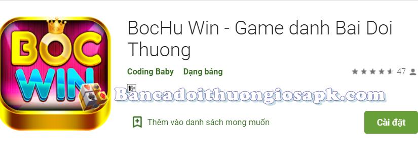 BocHu Win
