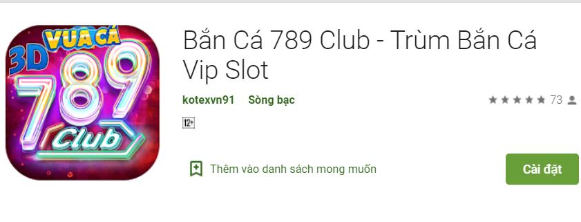 Bắn Cá 789 Club
