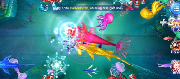 Bắn cá h5 chơi ngay miễn phí trên di động máy tính