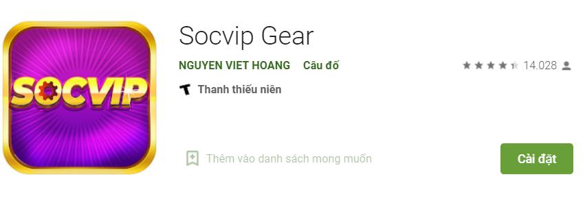 Socvip Gear apk ios